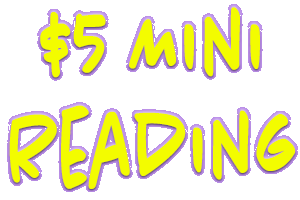 $5 Mini Reading with Shivanti