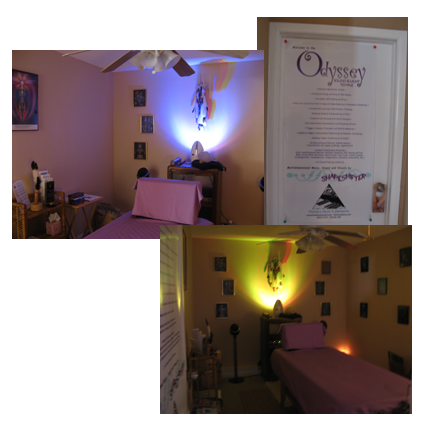 Odyssey Sound & Light Healing Temple